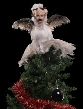Krampus The Cherub Tree Topper 41 cm