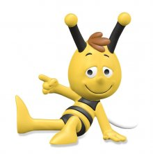 Maya the Bee Figure Willy (sitting) 5 cm