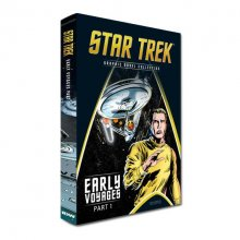 Star Trek Graphic Novel Collection Vol. 9: Early Voyages Part 1