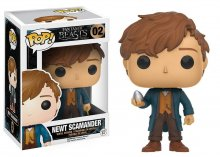 Fantastic Beasts POP! Movies Vinyl Figure Newt Scamander 9 cm