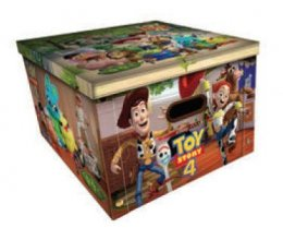 Toy Story 4 Storage Box Characters Case (5)