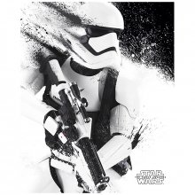 Plakát Star Wars Episode VII Stormtrooper Paint 61 x 91 cm