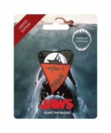 Jaws Odznak Limited Edition
