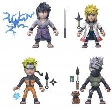 Naruto Shippuden Action Vinyls mini figurky 8 cm Display Wave 1