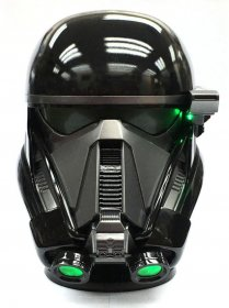 Star Wars Rogue One Bluetooth Speaker 1/1 Death Trooper Helmet 2