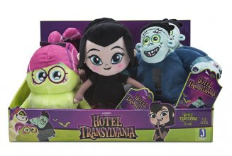 Hotel Transylvania Plush Figures 15 cm Display (9)