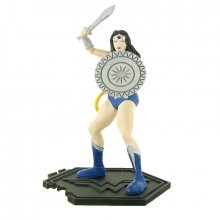 Mini Figurka Wonder Woman DC Comics 9 cm Comansi