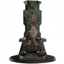 Socha Hobit King Thror on Throne 46 cm Weta