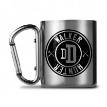 Walking Dead Carabiner Hrnek Walker Hunter