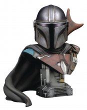 Star Wars The Mandalorian Legends in 3D Bust 1/2 Mandalorian 25