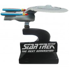 Star Trek Bobble head Monitor Mate USS Enterprise NCC-1701-D