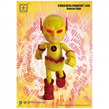 DC Comics Hybrid Metal Figurka Reverse Flash 14 cm