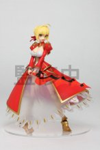 Fate/Extra Last Encore PVC Socha Saber of Red Nero (Game-prize)