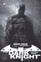 DC Comics Comic Book Batman The Dark Knight Vol. 1 Golden Dawn D