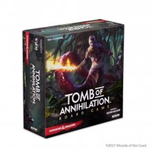 D&D Tomb of Annihilation Adventure System desková hra *English V