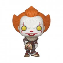 It 2 POP! Movies Vinylová Figurka Pennywise (Beaver Hat) 9 cm
