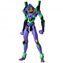 Evangelion Evolution Action Figure Revoltech EV-001 EVA-01 Test