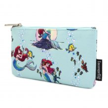 Disney by Loungefly Coin/Cosmetic Bag The Little Mermaid Ariel S