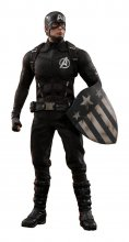 Marvel MMS Action Figure 1/6 Captain America Concept Art 2018 To