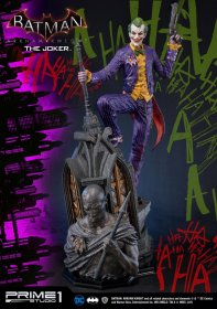 Batman Arkham Knight Socha The Joker 84 cm