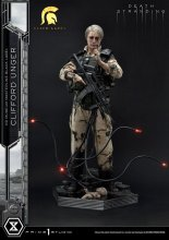 Death Stranding Socha 1/2 Clifford Unger Black Label 103 cm