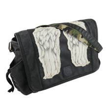The Walking Dead Mini Messenger brašna Daryl's Wings