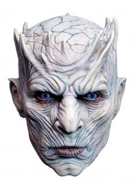 Game of Thrones latexová maska Night King