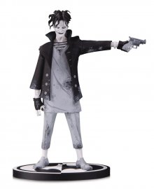 Batman Black & White Socha The Joker by Gerard Way 19 cm