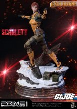 G.I. Joe Statues Scarlett & Scarlett Exclusive 57 cm Assortment