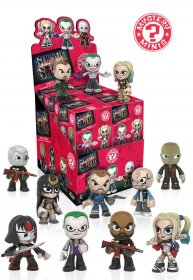 Suicide Squad Mystery mini figurky 6 cm Display (12)