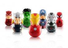 Marvel Rockerz mini figurky 6 cm Series 1 Display (24)
