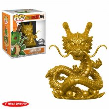 Dragonball Z POP! Animation Vinyl Figure Shenron (Gold) 15 cm