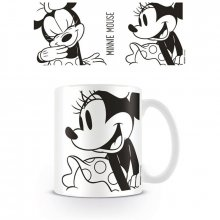 Hrnek Mickey Mouse Black & White