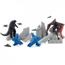 Godzilla sada figurek Destruction City