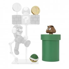 Super Mario Bros S.H. Figuarts diorama play set B