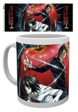 Death Note Mug Duo