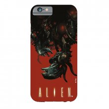 Pouzdro na iPhone 5 Alien Xenomorph Upside-Down