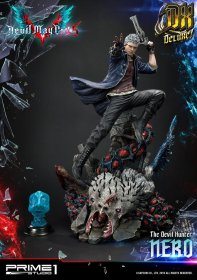 Devil May Cry 5 Socha Nero Deluxe Ver. 70 cm