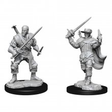 D&D Nolzur's Marvelous Miniatures Unpainted Miniatures Human Bar