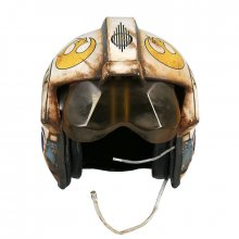 Star Wars Episode VII replika helma Rey Salvaged X-Wing Helmet
