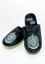Harry Potter Slippers Slytherin Size M