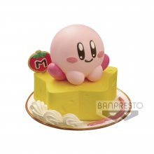 Kirby Paldolce Collection mini figurka C: Kirby 6 cm