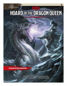 Dungeons & Dragons RPG Adventure Tyranny of Dragons - Hoard of t