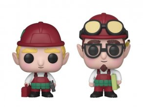 Funko Christmas Village POP! Holiday Vinyl Figures 2-Pack Randy