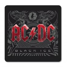 AC/DC Coaster Pack Black Ice (6)