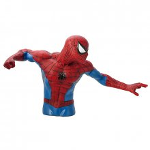 Marvel pokladnička Fighter Spider-Man 20 cm