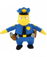 Simpsons Plyšák Chief Wiggum 31 cm