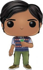 The Big Bang Theory POP! TV Vinylová Figurka Raj 9 cm