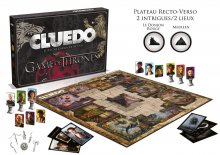 Game of Thrones desková hra Cluedo *French Version*
