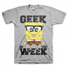 Pánské triko SpongeBob Geek Of The Week